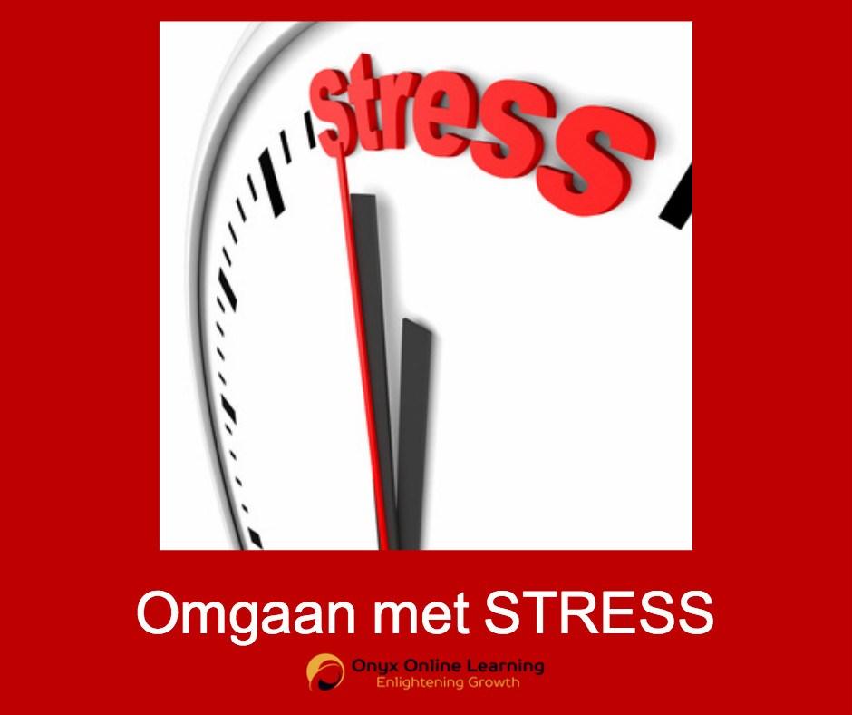 Toolbox Omgaan met stress